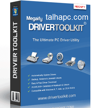Driver Toolkit 8.6 Crack + License Key Free Download [Full Latest 2021]