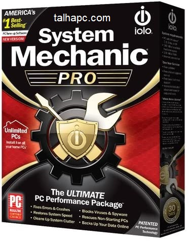 System Mechanic Pro 21.0.1.46+ Full Activation Key Free Download [2021]